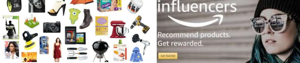 Become an Amazon Influencer